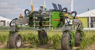 L'avenir de l'agriculture se jouera-t-il autour de l'utilisation des robots ?