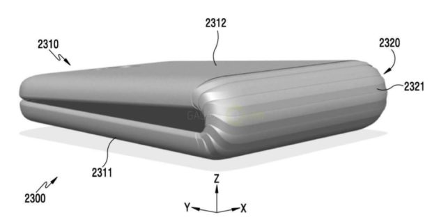 galaxy-x-patent-brevet-wing-flexible-samsung
