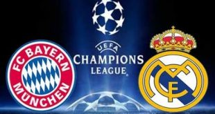 Le Real Madrid s'impose contre le Bayern Munich