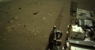 16 minutes de sons enregistrés du rover en mouvement sur Mars avec Perseverance