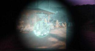 Voici à quoi ressemble un champ de bataille avec les nouvelles lunettes de vision nocturne de l'armée américaine